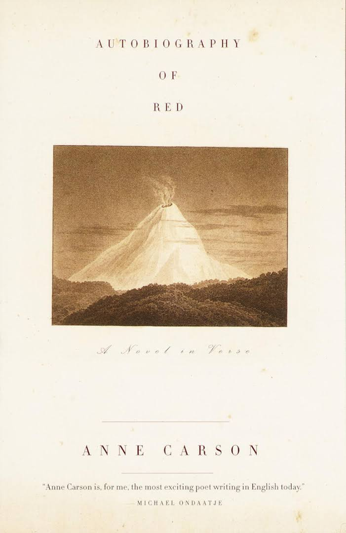 Autobiography of Red – Anne Carson