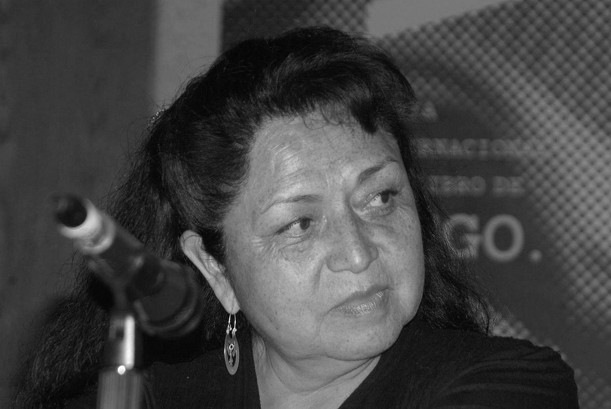 Graciela del Carmen Huinao Alarcón, Mapuche (Cile) – ita/espa