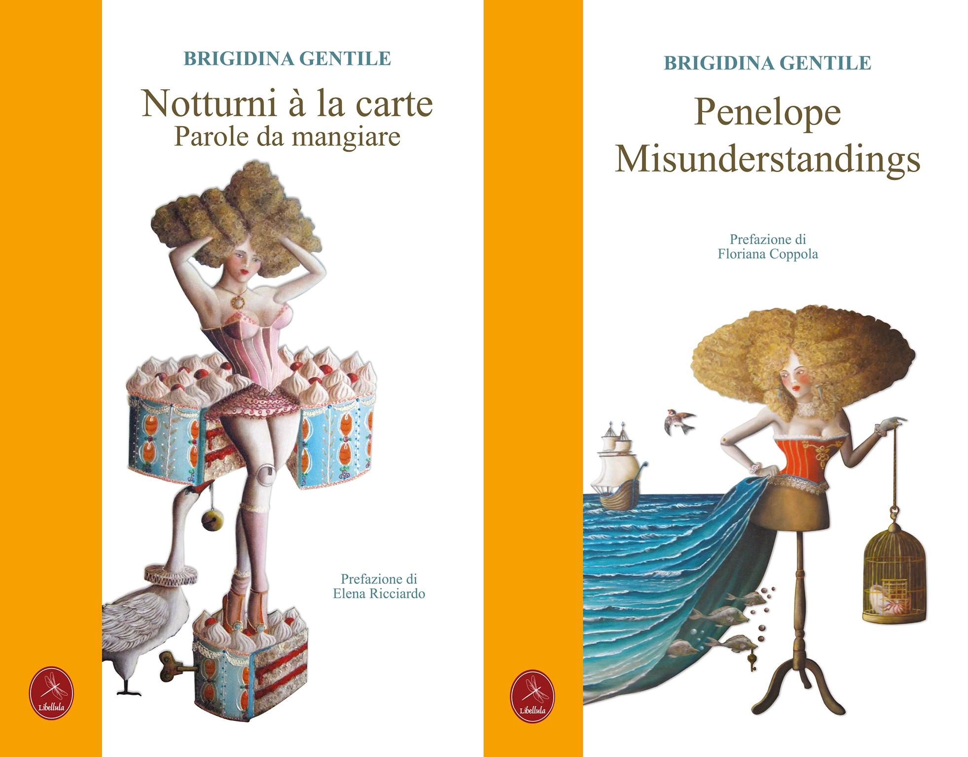 Notturni à la carte / Penelope Misunderstanding – Brigidina Gentile