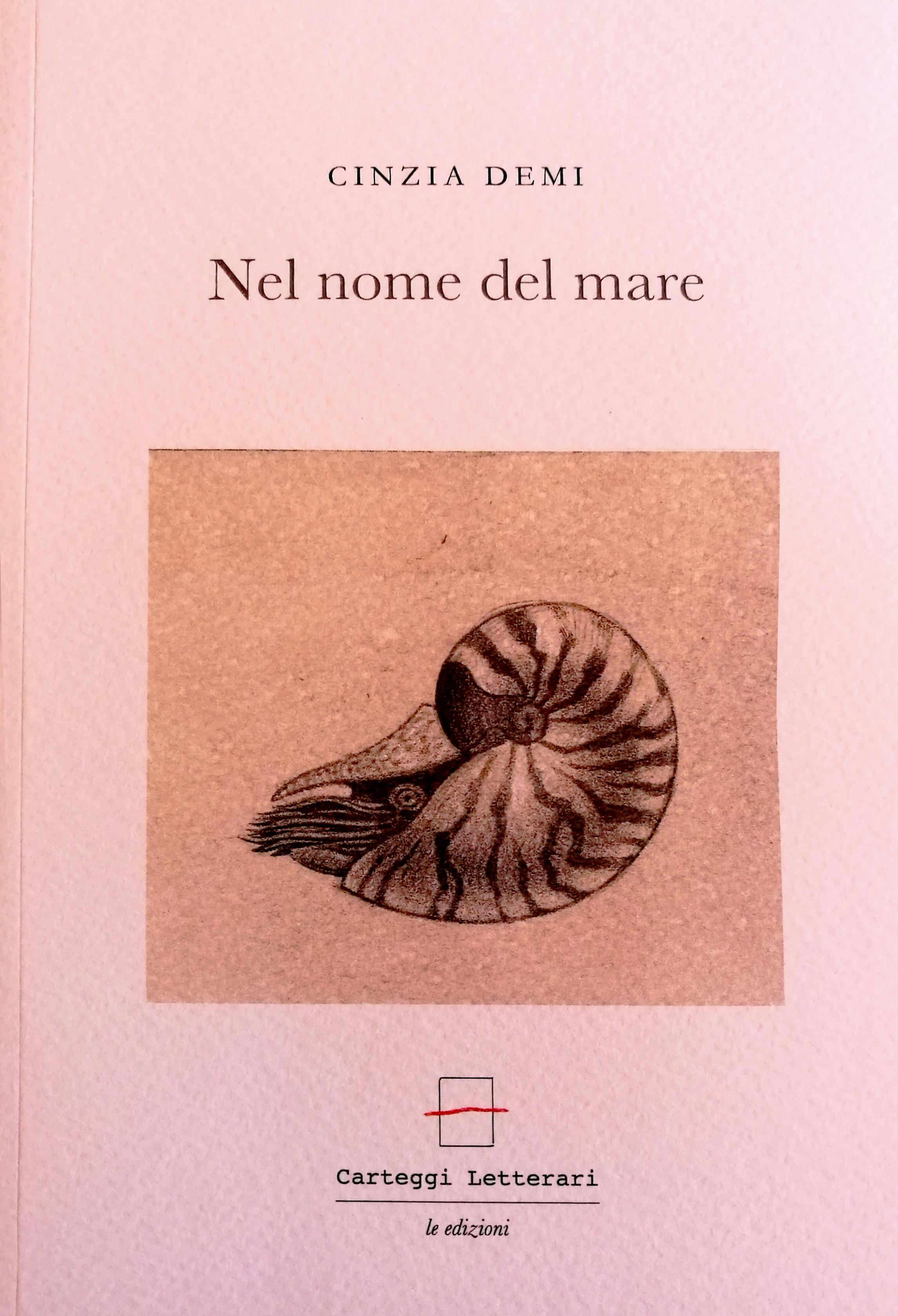 Nel nome del mare – Cinzia Demi