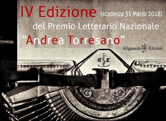 """Premio """"Andrea Torresano"""" 2017-2018"""