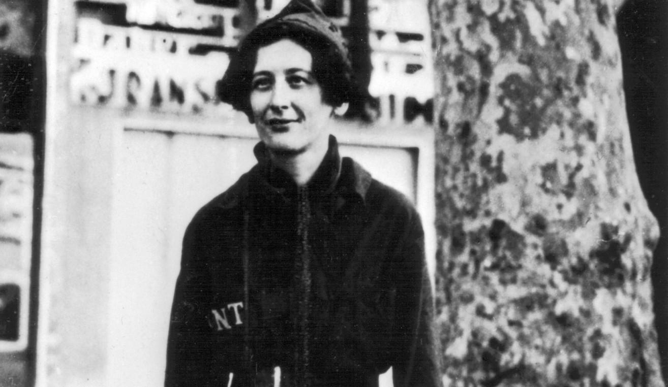 Le poesie di Simone Weil