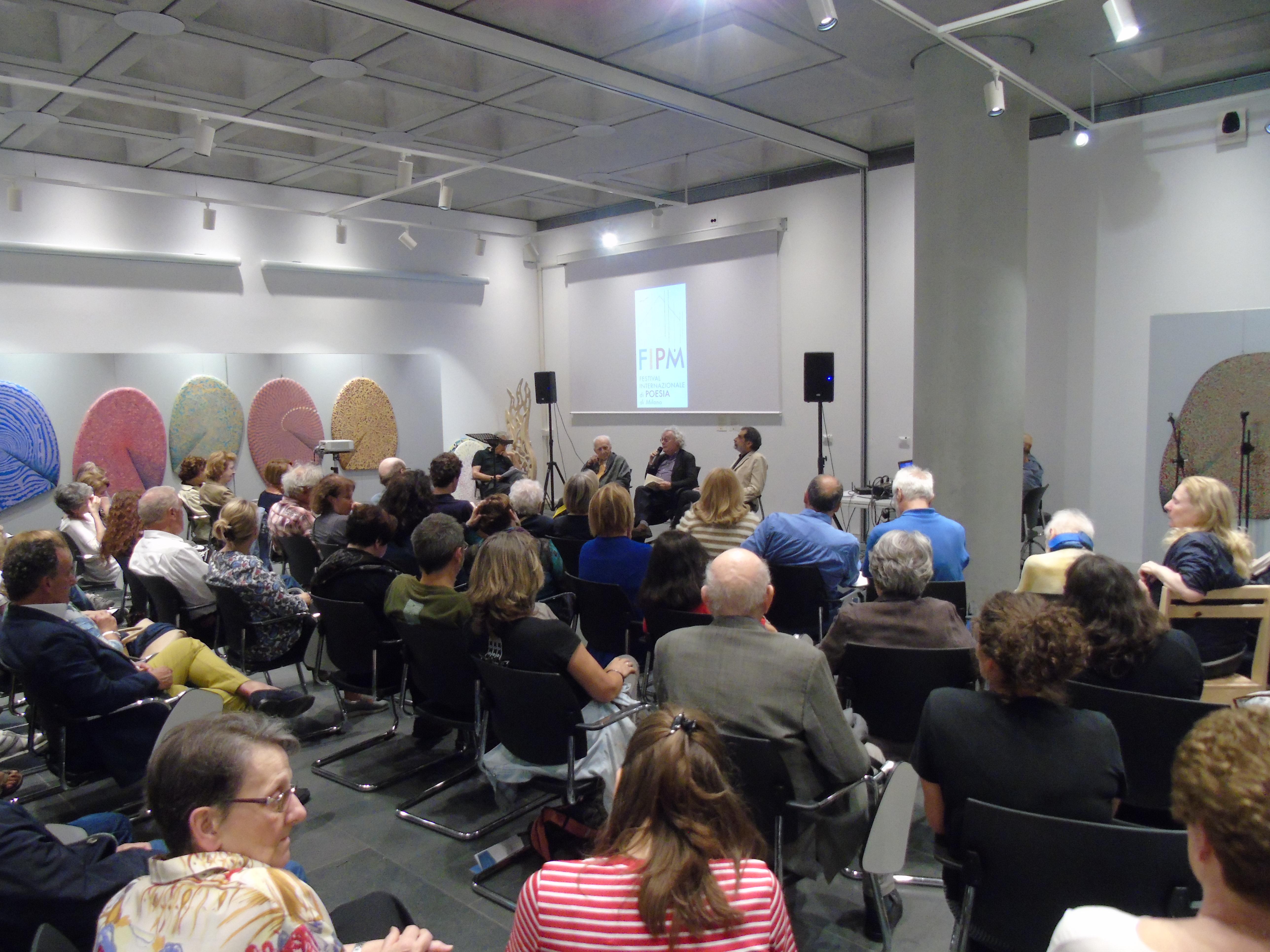 Festival Internazionale di Poesia di Milano – foto