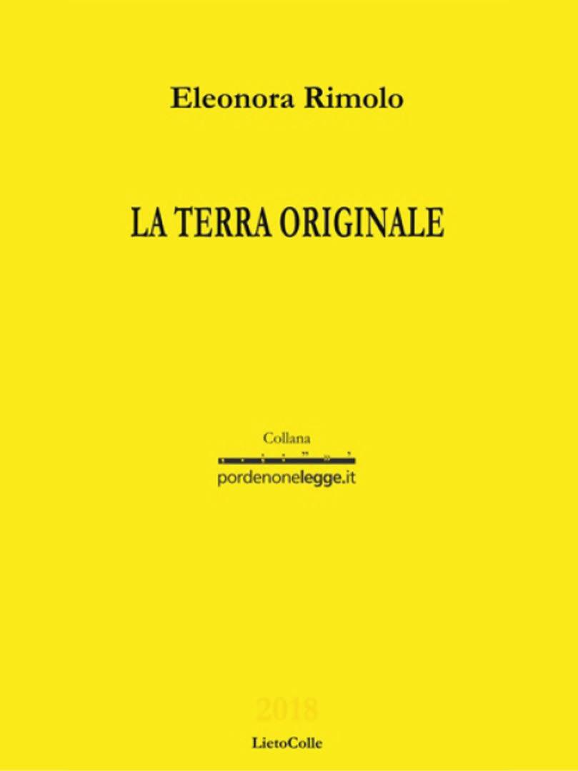 La terra originale – Eleonora Rimolo