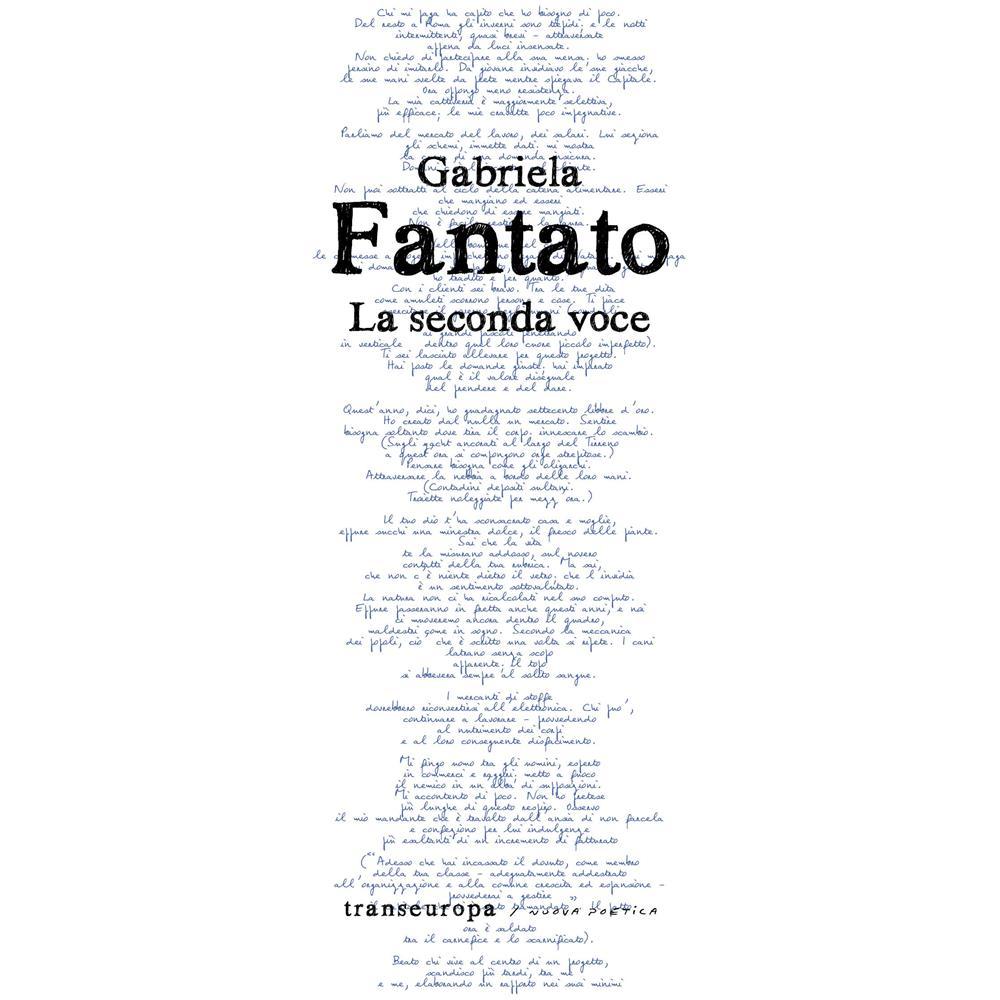 La seconda voce - Gabriela Fantato