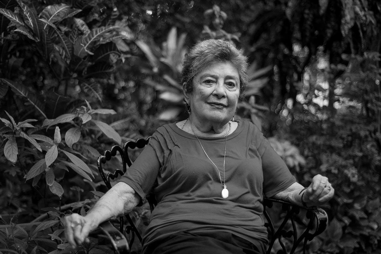 Claribel Alegría (Nicaragua) – ita/espa