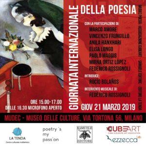 Giornata Internazionale della Poesia