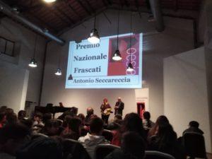 Petizione per salvare il Premio Frascati 1