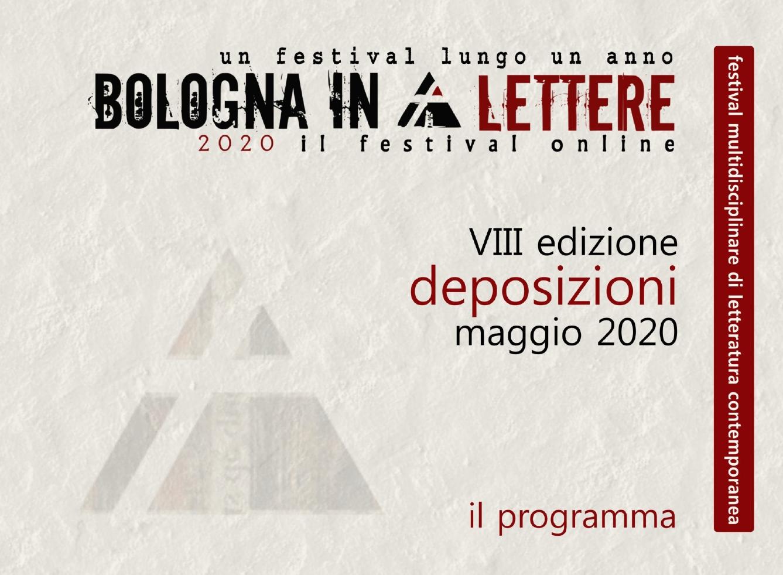 Bologna in Lettere 2020